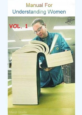 Manual for understanding woman
