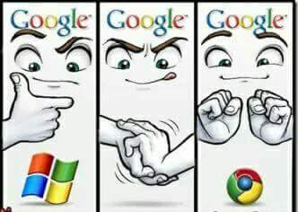 Chrome Story Funny