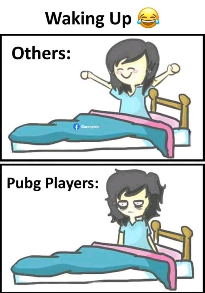 pubg player
