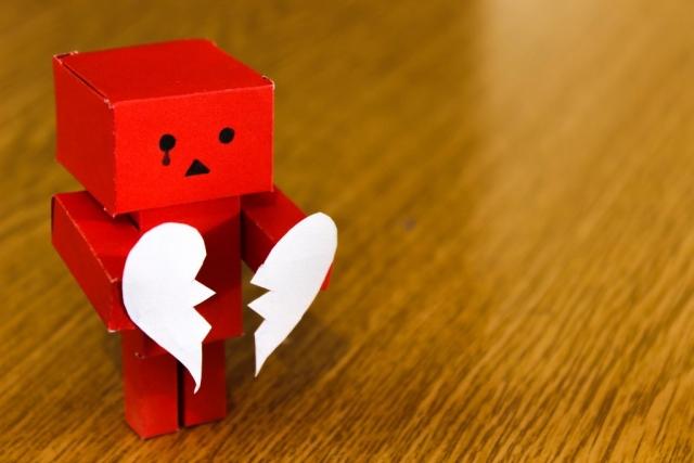 A Heartbroken simboy of boy