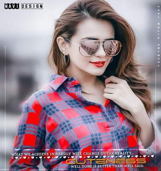 stylish girls dp