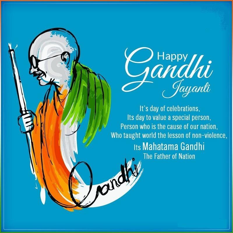 gandhi jayanti images kannada