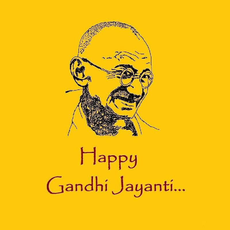 gandhi jayanti images in hindi