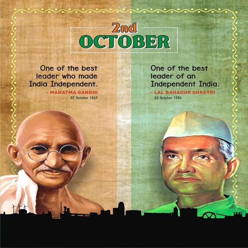 Mahatma Gandhi Quotes on birthday in english & hindi whatsapp