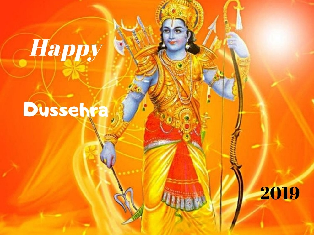 Happy Dussehra 2019 whatsapp quotes