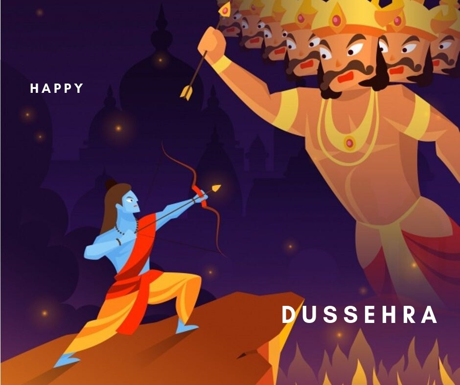 Happy Dussehra wallpapers 2019