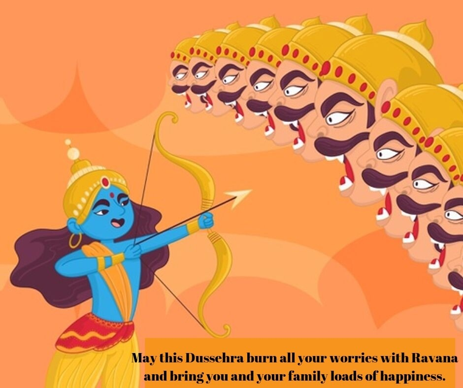 Happy Dussehra 2019 photos