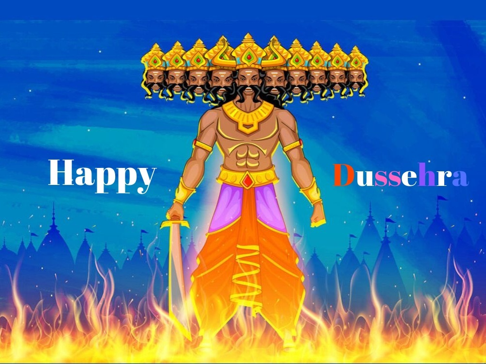 Happy Dussehra wishes 2019