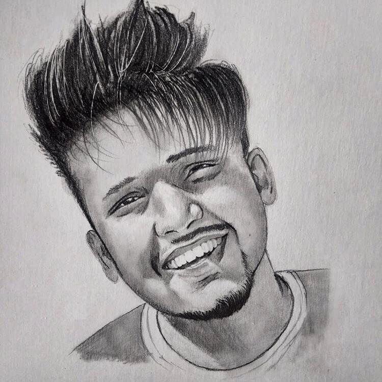 Karan Randhawa hairstyle images download