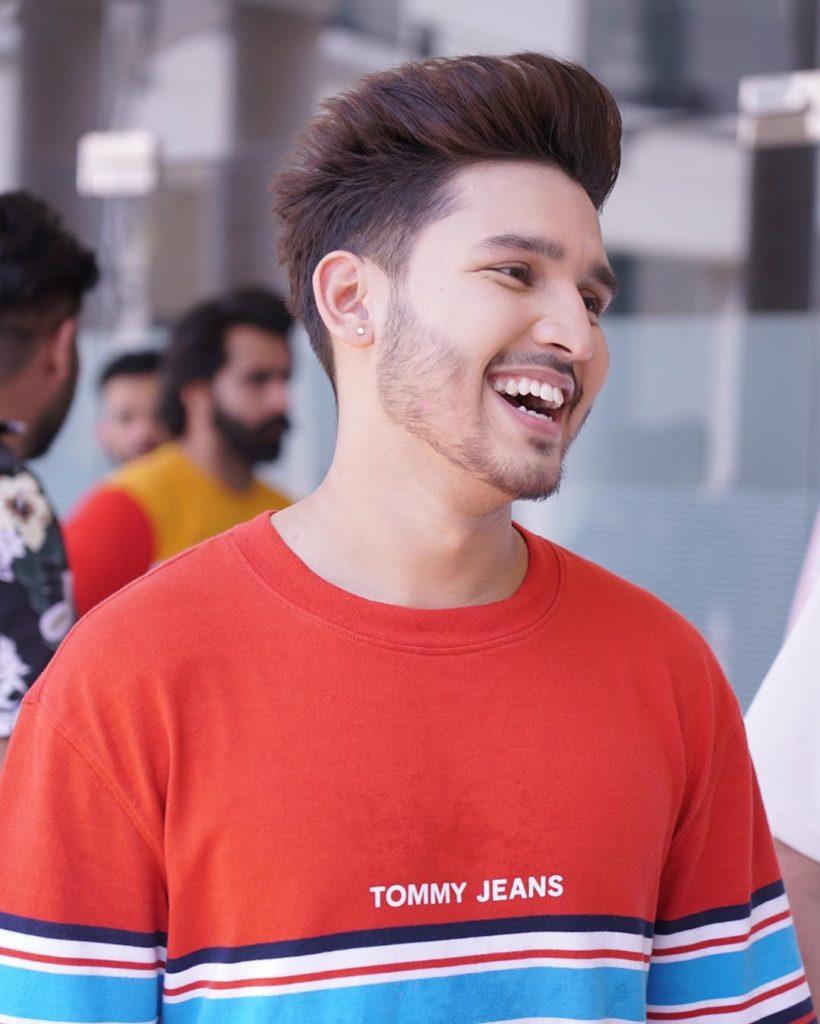 Karan Randhawa hairstyle HD pics