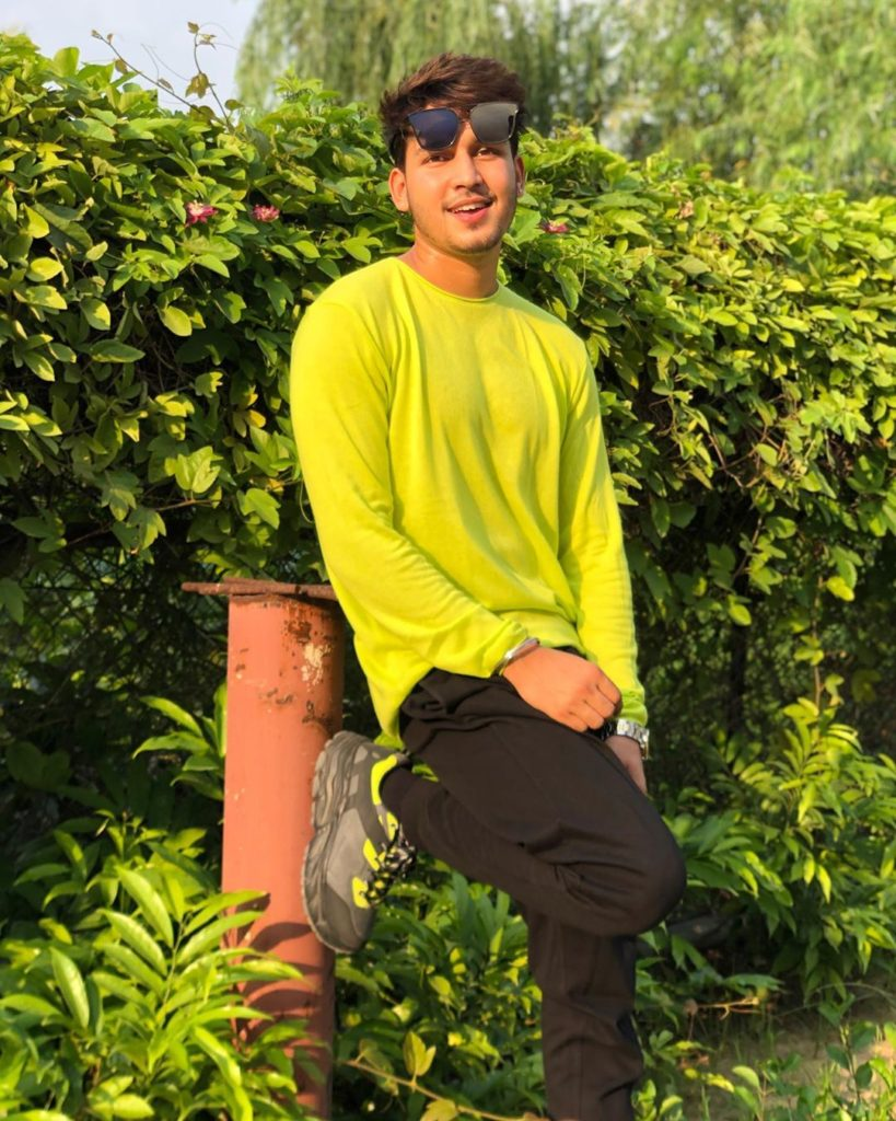 Karan Randhawa hairstyle HD photos