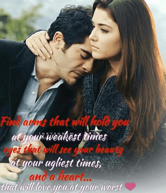 Romantic dp quotes
