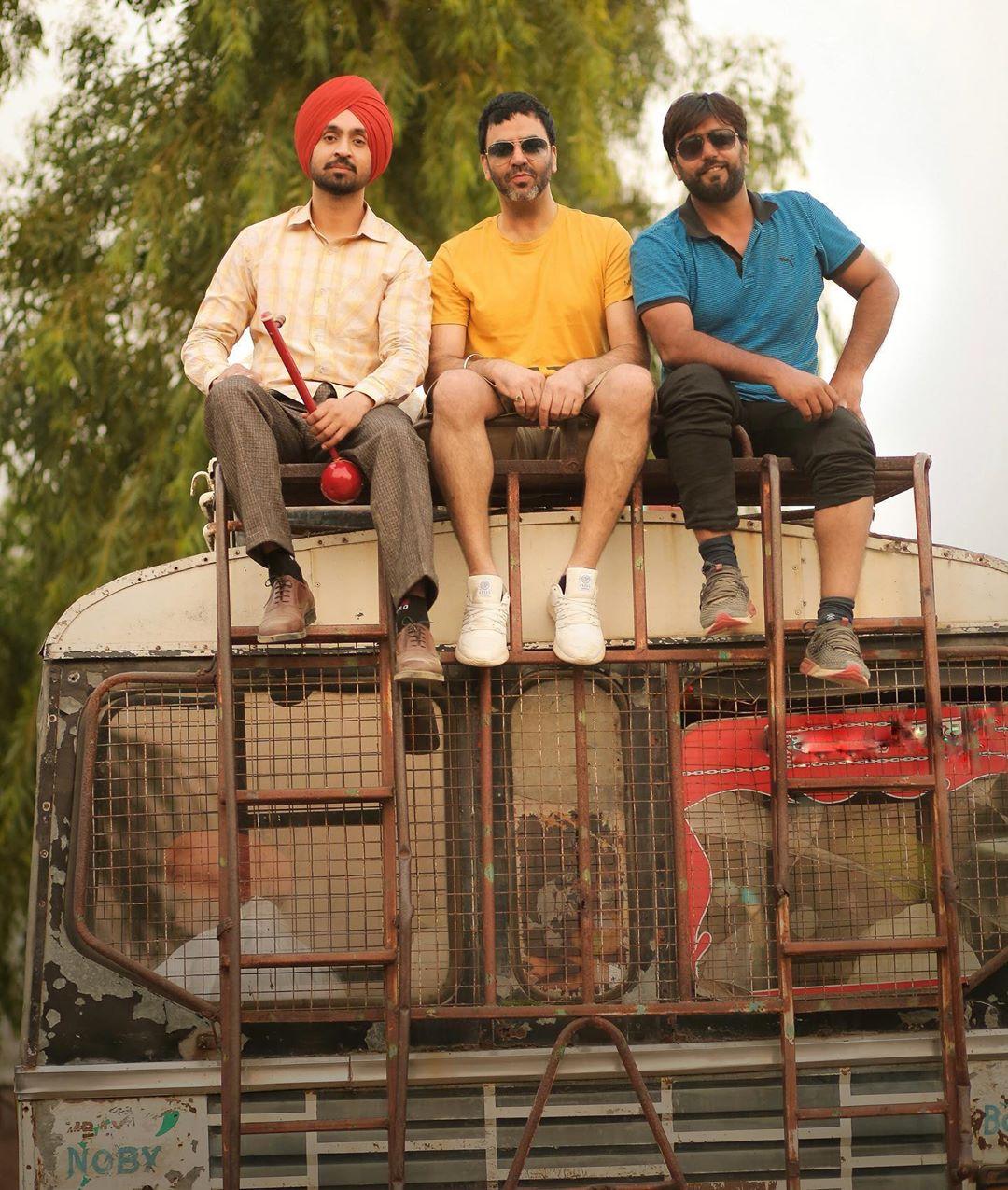 Diljit dosanjh old photo