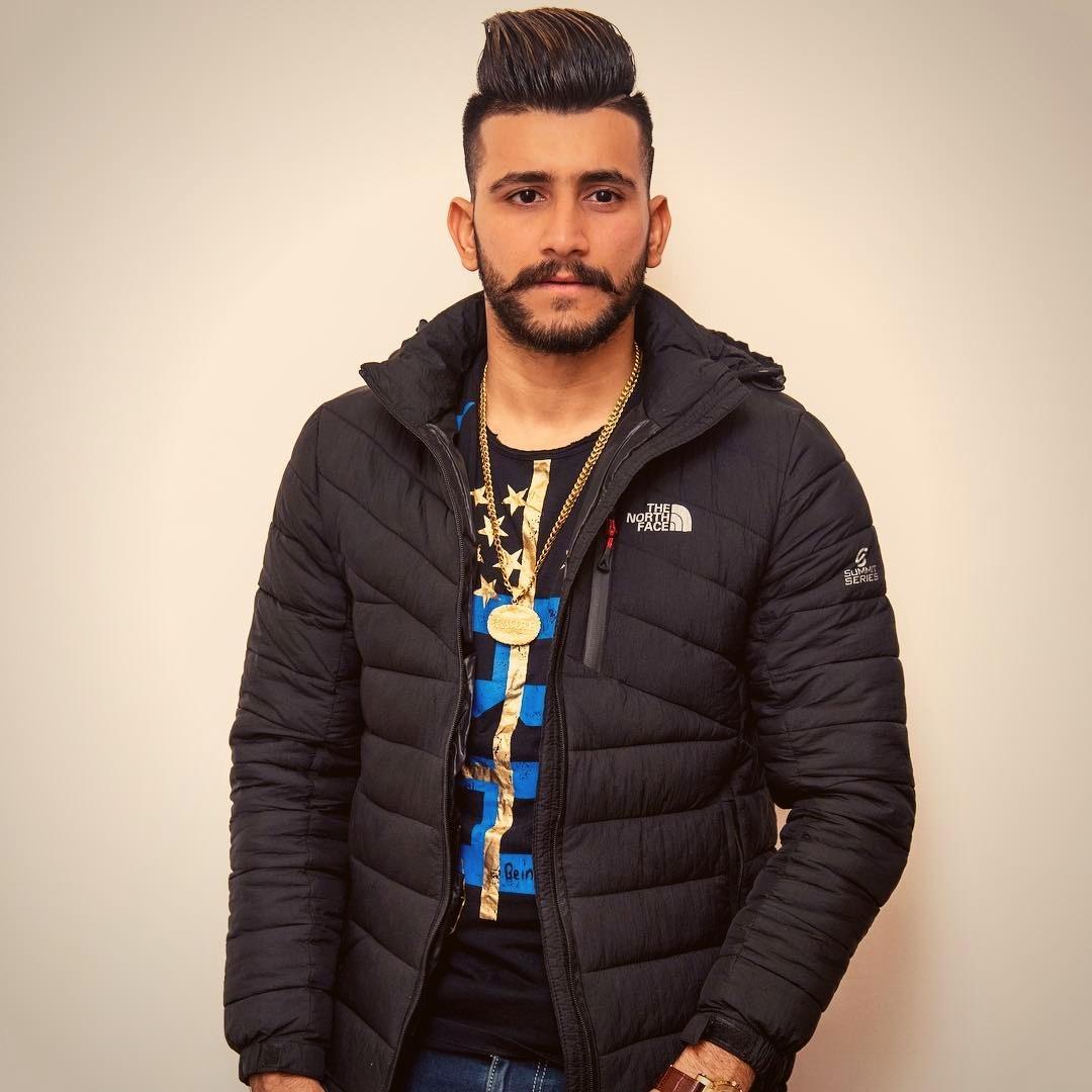 Punjabi singer Nawab images