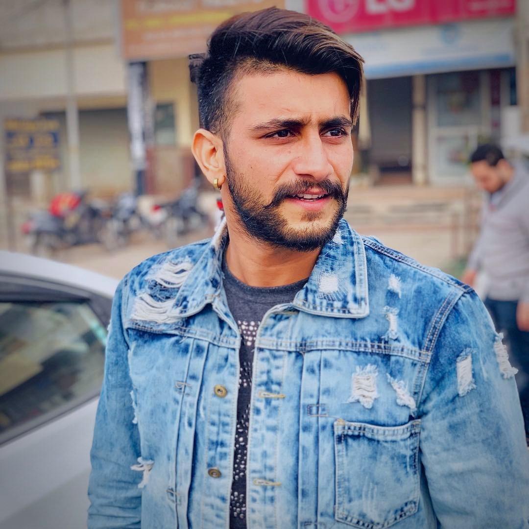 Punjabi singer Nawab pics