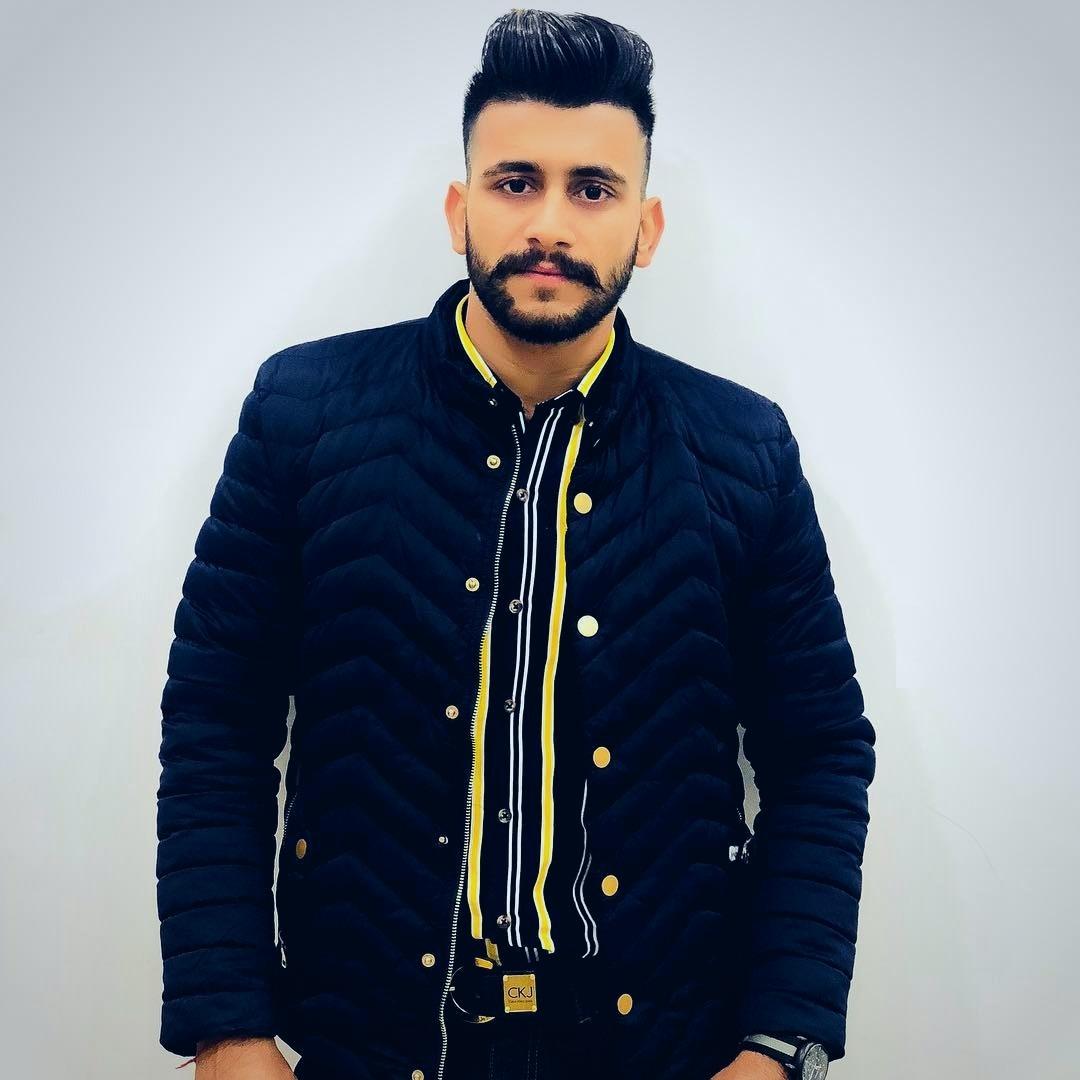 Punjabi singer Nawab photos