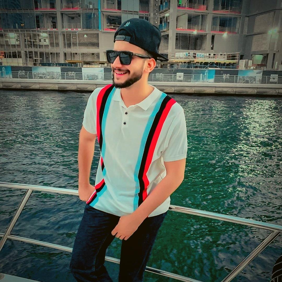 Punjabi singer Nawab HD pics