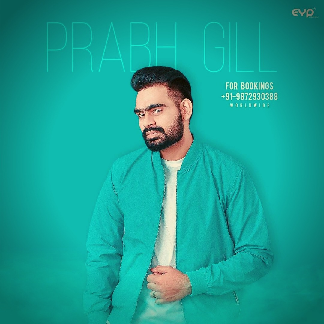 Prabh Gill new song images