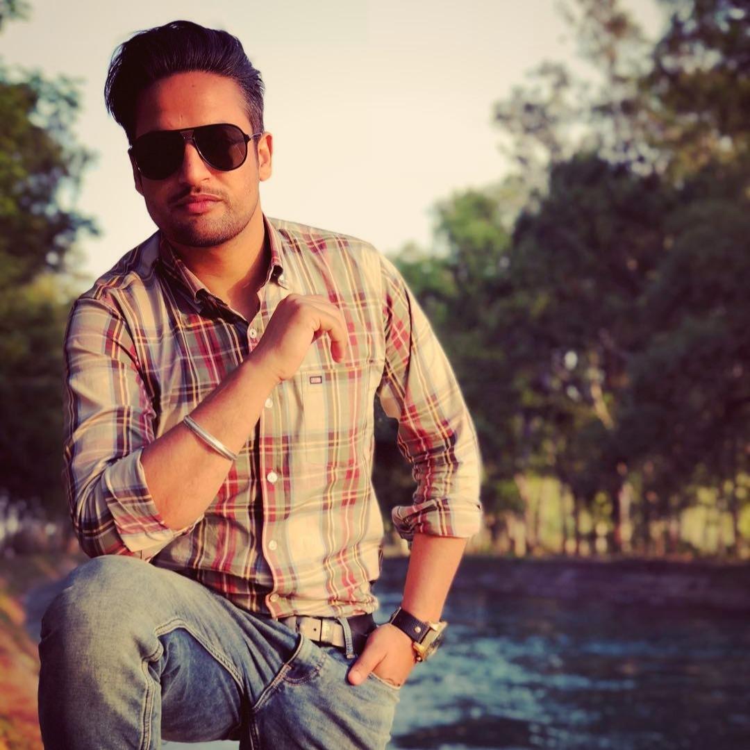 Sajjan Adeeb hairstyle images