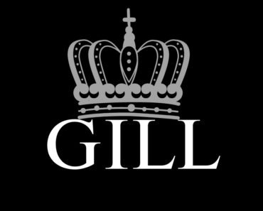 Gill surname