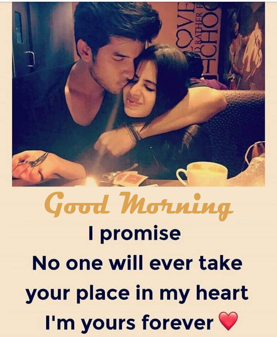 good morning love images for girlfriend in English