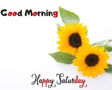 Good Morning Happy Saturday Images