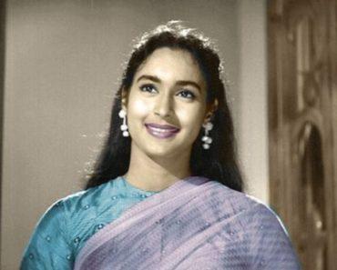 Nutan bollywood actress