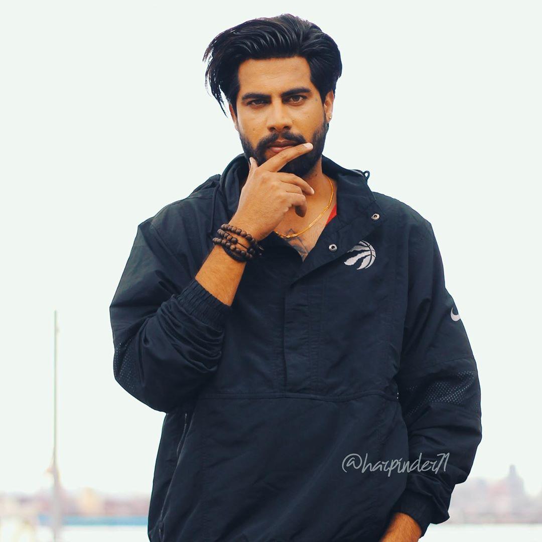 Punjabi singer Singga photo download