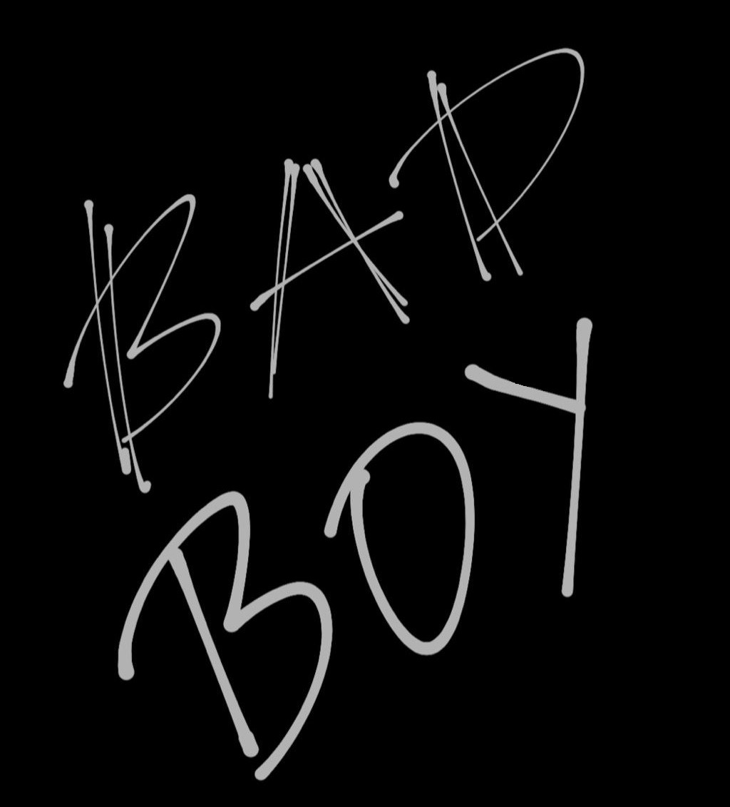 bad boy cover photo