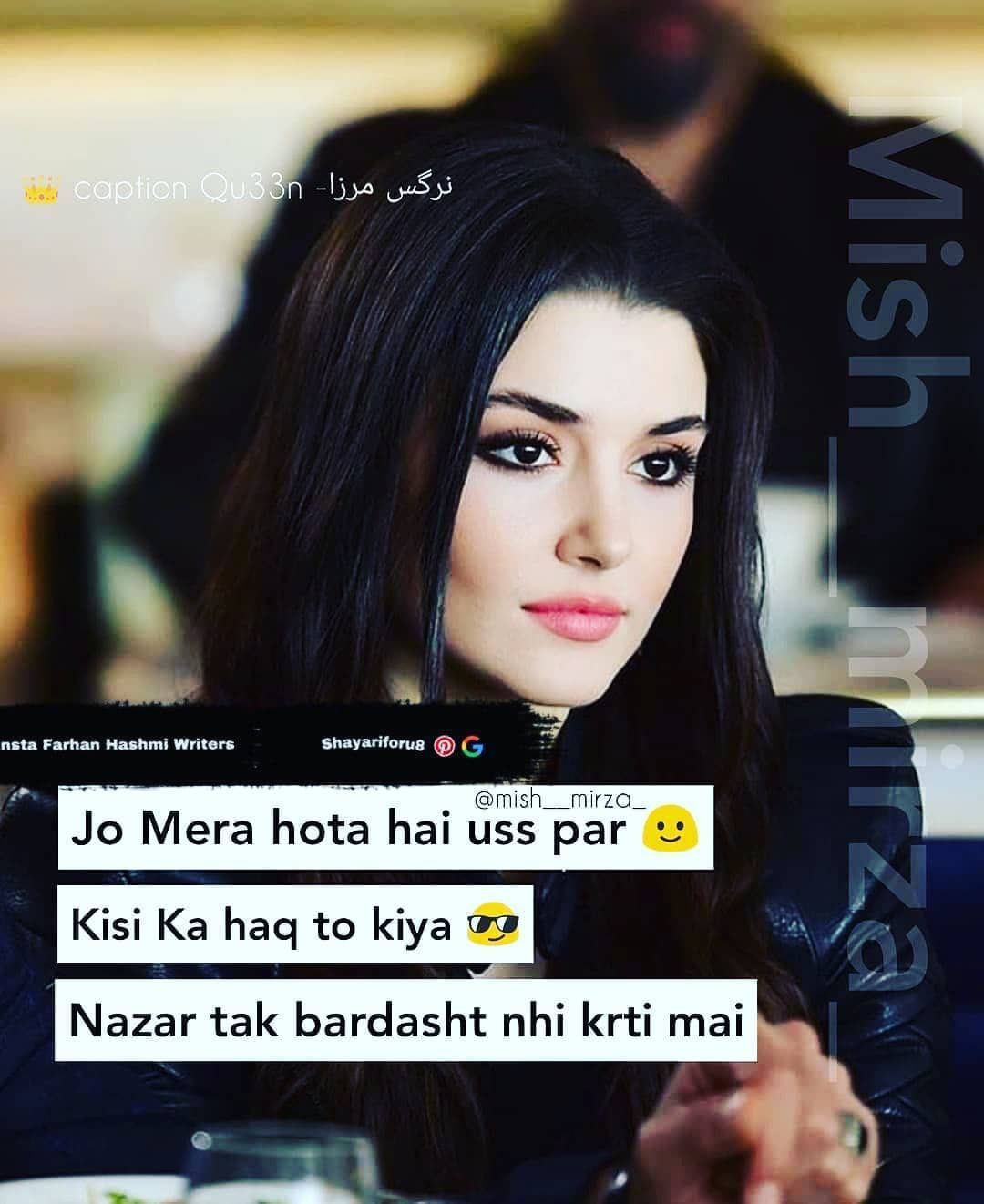attitude girls dp