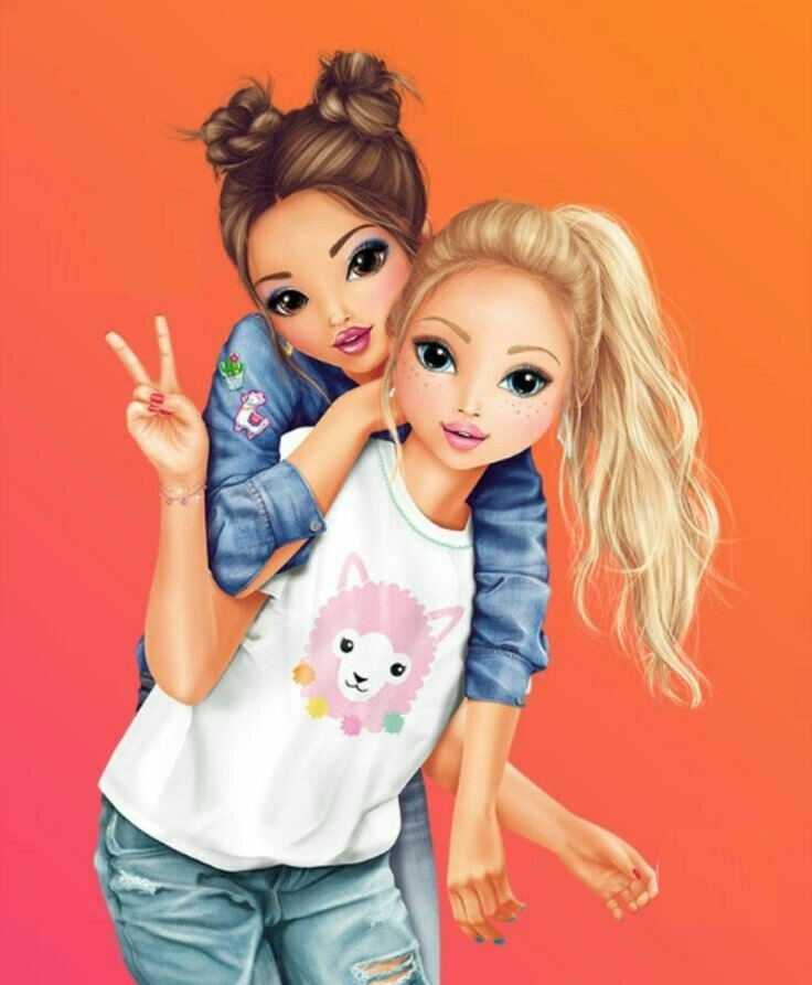Cartoon Dp Girl Hd Photos For Whatsapp Free Download