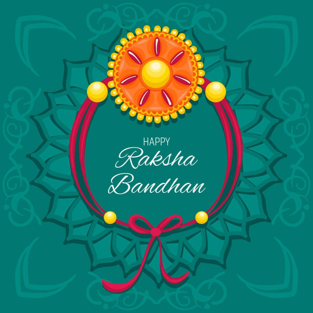 Raksha Bandhan 2021 wallpaper