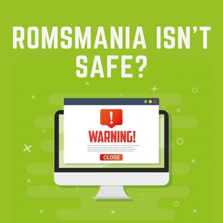 Romsmania Isn't Safe? Try Its Alternative