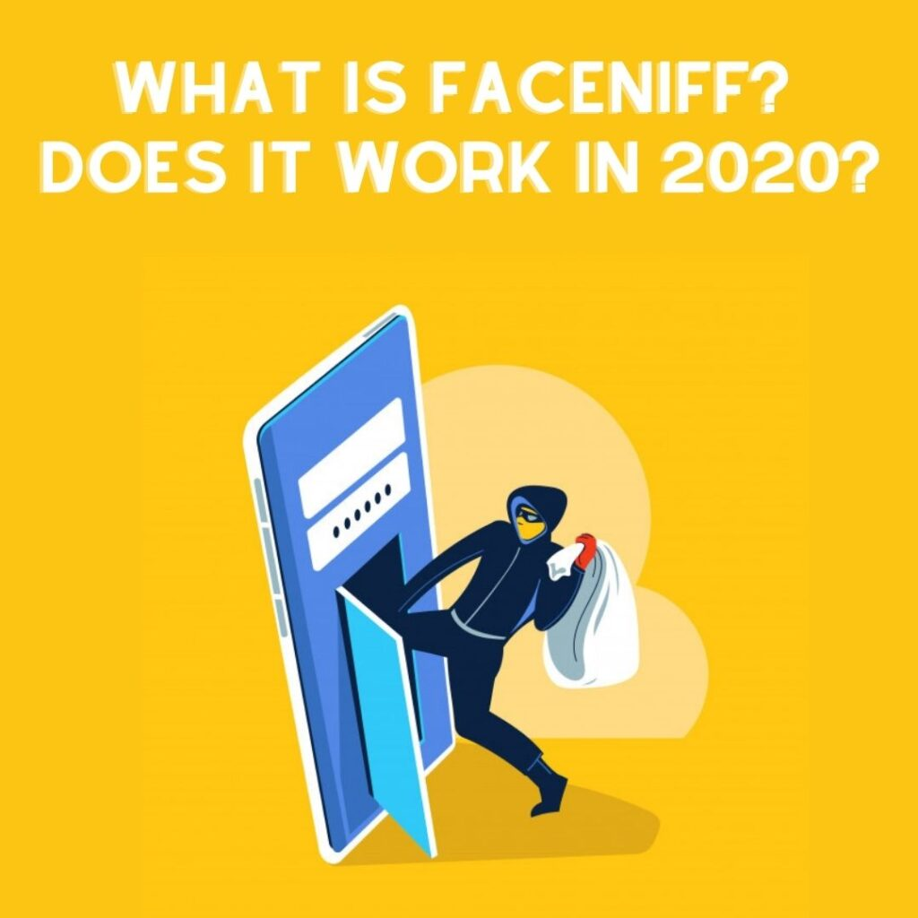 What is Faceniff?