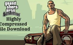 GTA San Andreas highly compressed File Free Download