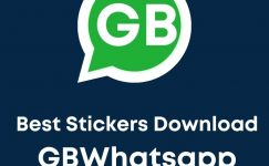 GBStickers- GBWhatsapp Stickers Free Download