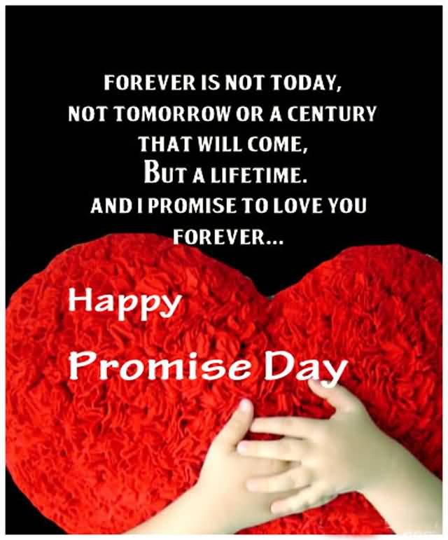 promise images for love