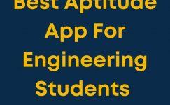 Best 6 Aptitude App For Engineering Students