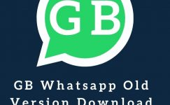 GB Whatsapp Apk Old Version Free Download