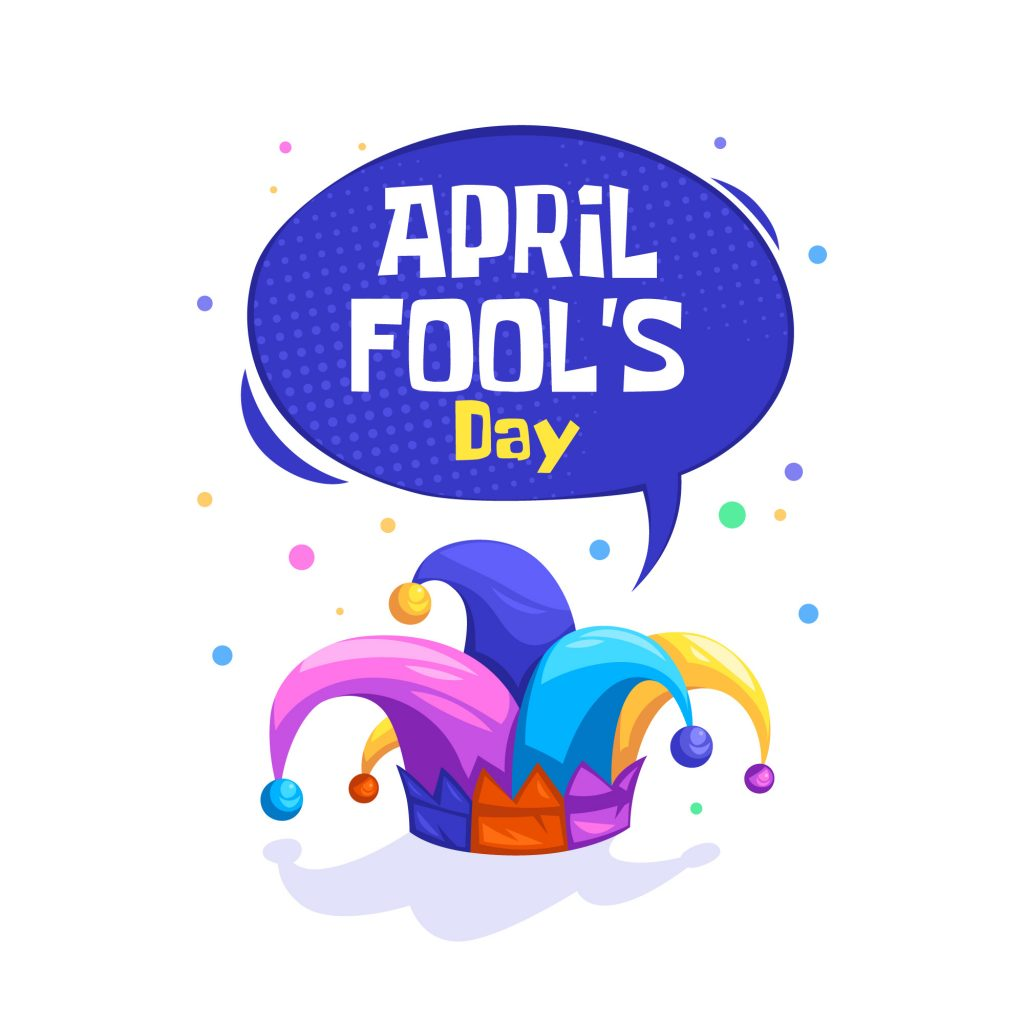 April Fool Day Photo