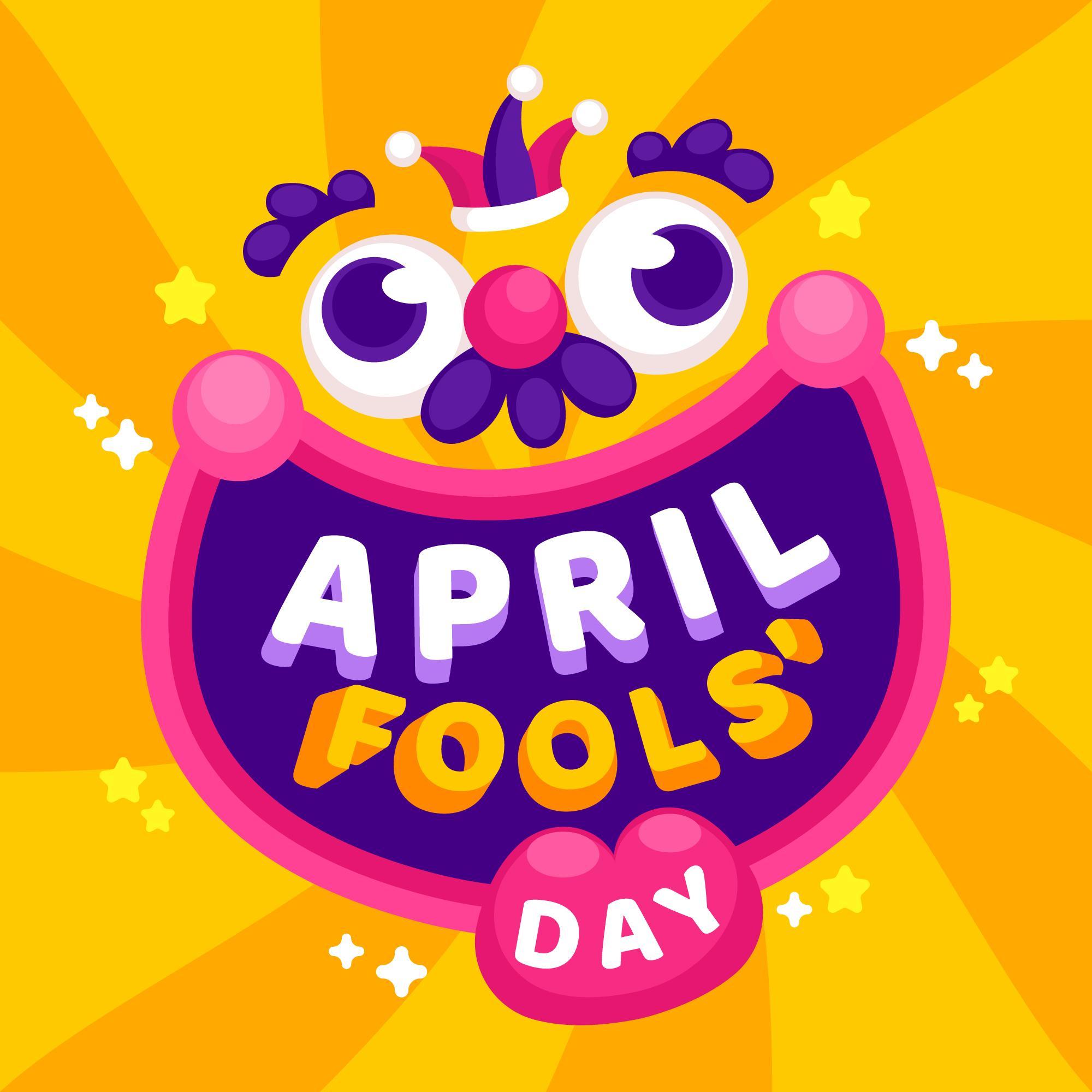 April Fool Day Image