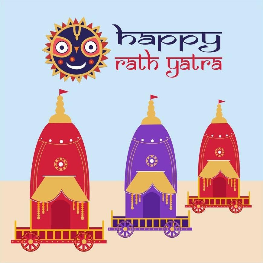 Rath Yatra 2021 image