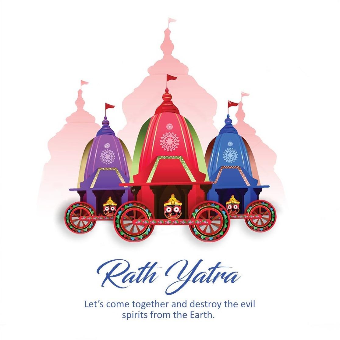 Rath Yatra 2021 wallpaper
