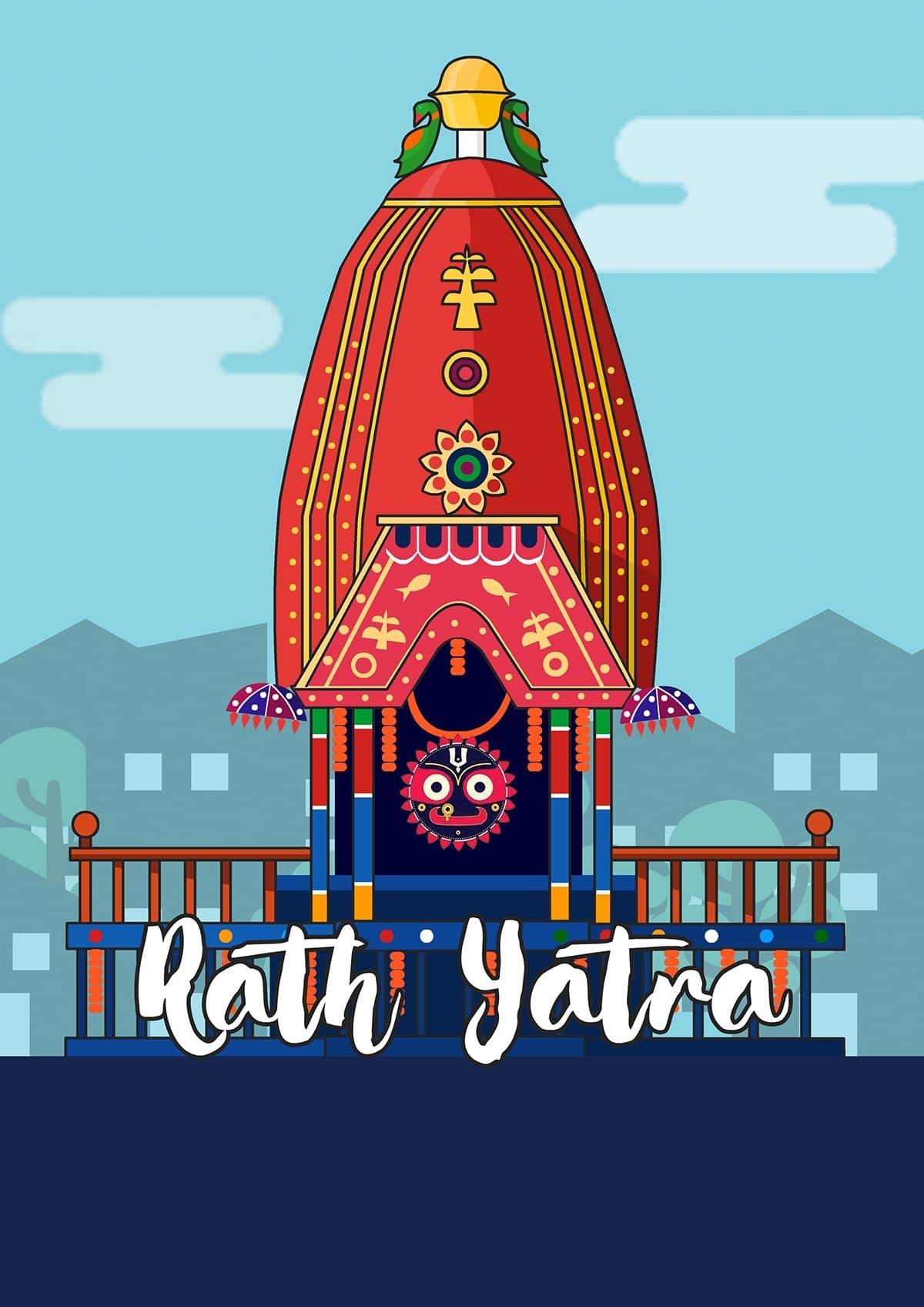 Rath Yatra 2021 photo