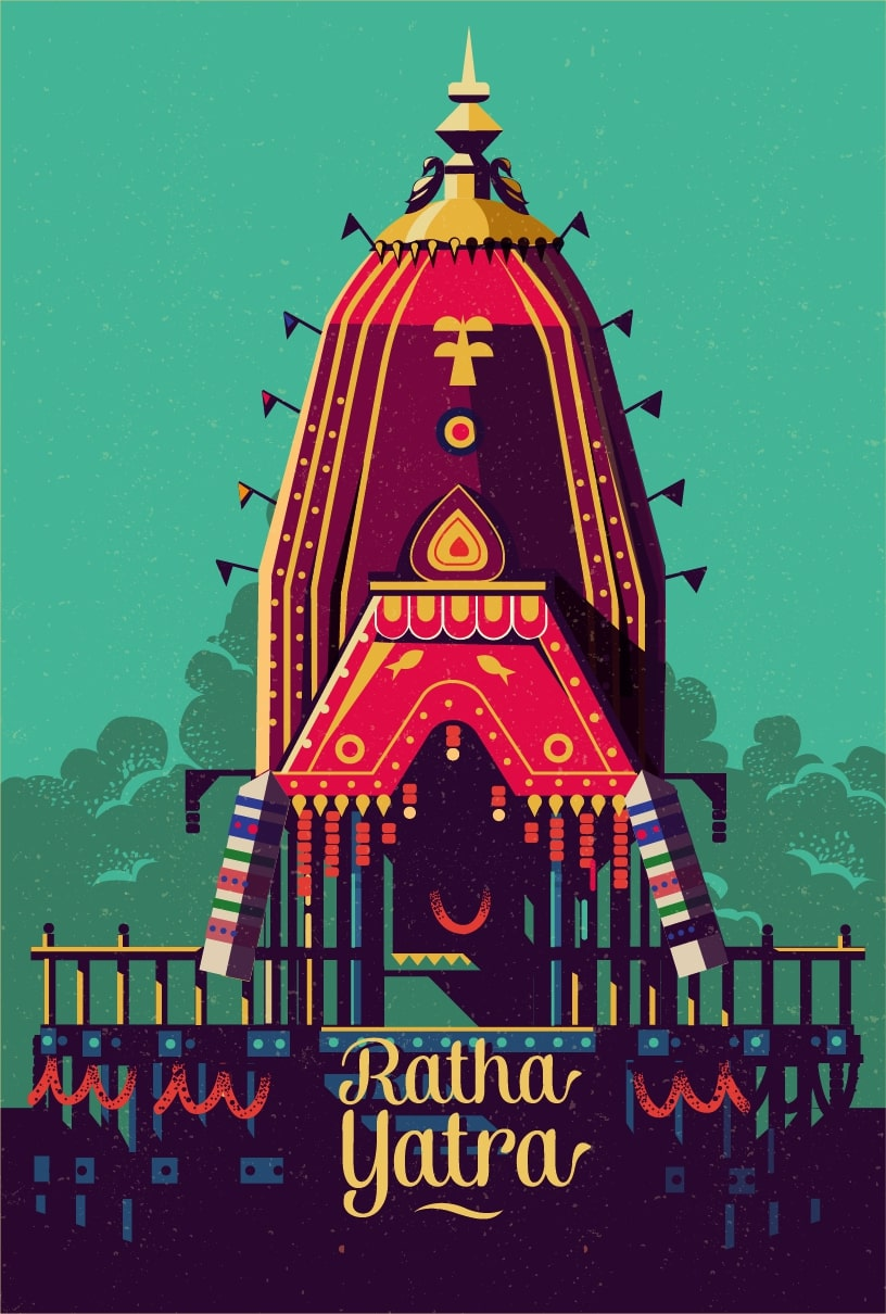 Rath Yatra 2021 pics