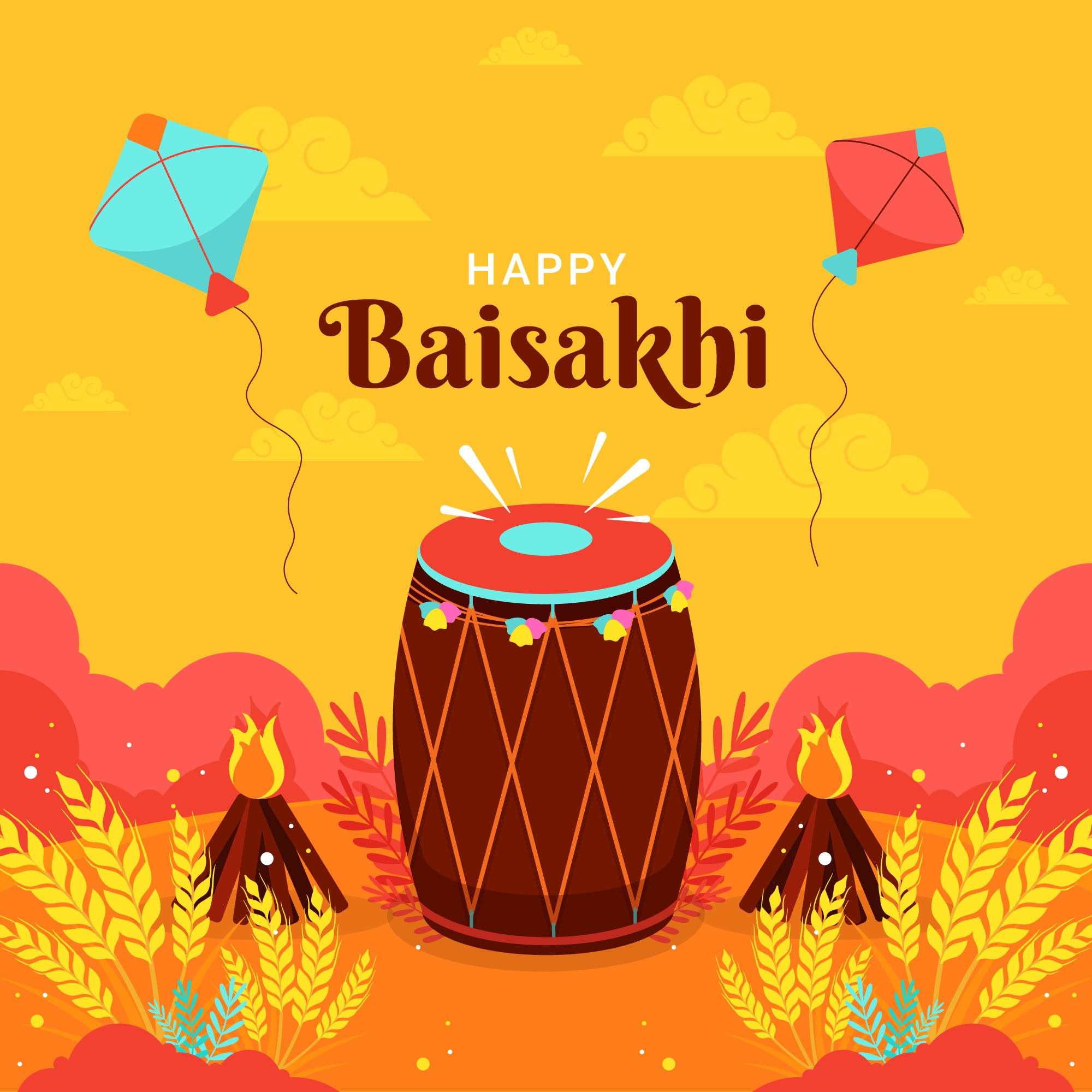 happy baisakhi picture