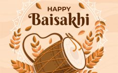 Happy Baisakhi 2021 Image & Photo Free Download