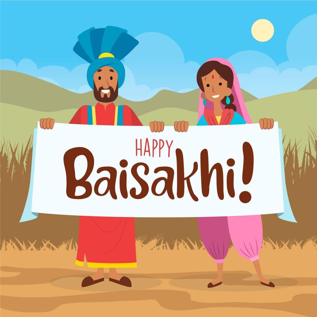happy baisakhi picture