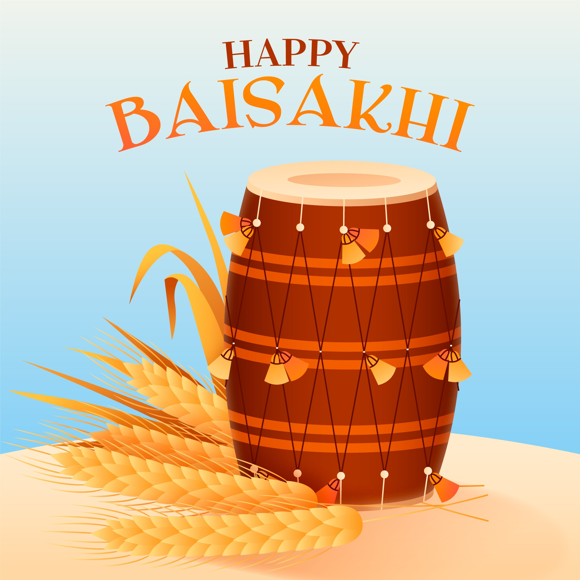happy baisakhi image download