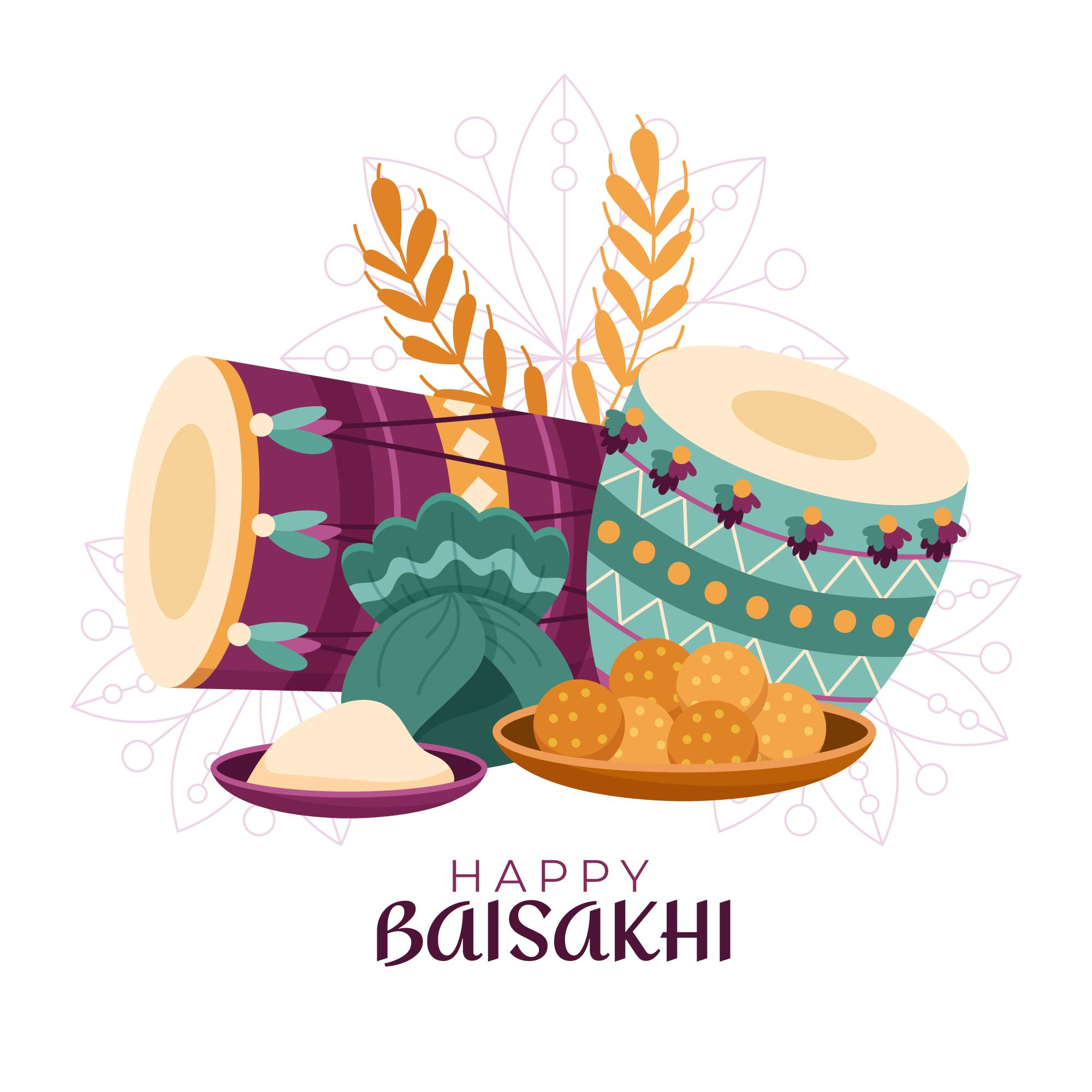 happy baisakhi pics download